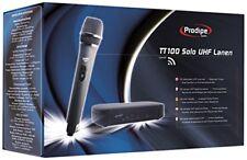 F546202 Prodipe Tt100 Solo UHF - Microfono Dinamico senza Fili colore Nero