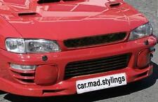 SUBARU IMPREZA FOG LIGHT COVERS 94-97 (bumper/eyebrows)