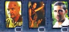LOST REVELATIONS FOIL BOX LOADER - INSERT CHASE TRADING CARD SET BL-1 BL-2 BL-3