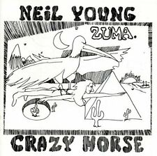 Neil Young - Zuma NEW CD