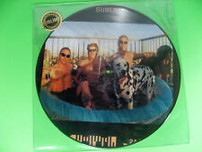 Rare Sublime Self Titled Limited Edition Picture Vinyl Record LP Album