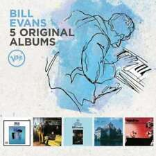 CD de musique album trio Bill Evans
