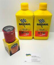 Kit Tagliando Motori PIAGGIO 125-250-300 BARDAHL 5W40 + Filtro Olio MALOSSI