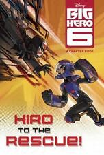 Hiro to the Rescue! (Disney Big Hero 6) (A Stepping Stone Book(TM))-ExLibrary