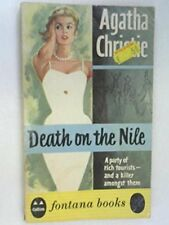 Death on the Nile (Fontana books-no.374) by Christie, Agatha Book The Cheap Fast