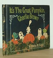 Charles Schulz - It's the Great Pumpkin, Charlie Brown - 1st 1st - Snoopy - NR