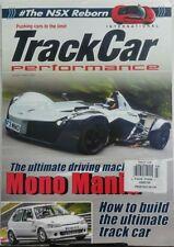 Track Car Performance UK Vol 1 #3 Mono Mania Driving Machine FREE SHIPPING sb