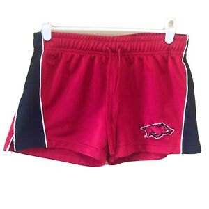 Colosseum Arkansas Razorback Toddler Boys Shorts and Baseball T-Shirt Set