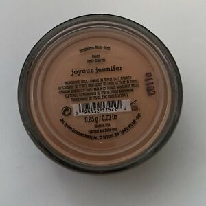 BareMinerals - Blush -  JOYOUS JENNIFER    -  0.85 g /.03 oz -  New & Sealed