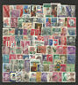 UNITED STATES USA Collection Packet of 100 Different Stamps postmarked Used