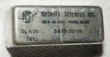 Drake SL-500 500 Hz CW Filter for the TR7, TR5 Ham Transceivers, R7 Receiver