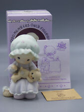 "Precious Moments ""You are a Blessing to Me"" PM-902 1990 Members Only Figurine"