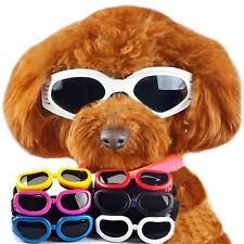 Extra Small Medium Dog Goggles Sunglasses UV eye protection Sun Glasses eye Wear