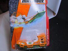 Matchbox GATOR RAIDER Orange version  New Sealed on Card