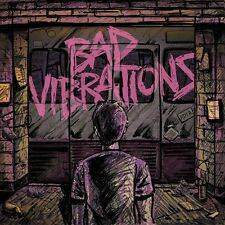 A DAY TO REMEMBER: BAD VIBRATIONS-DELUXE EDITION +2BONUSTRACKS+2BOOKLETS CD NEU