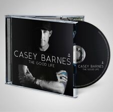 Casey Barnes - The Good Life (Signed CD + Sticker + Guitar Pick)
