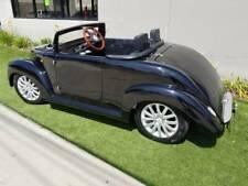 New listing  2021 Black 1939 roadster Golf Cart car 4 Passenger Seat FAST LUXURY CUSTOM