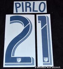 Funcionario de la ciudad de Nueva York Pirlo 21 Camiseta De Fútbol Nombre Set Casa MLS Reproductor De Tamaño