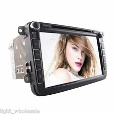"8"" VW Volkswagen DVD GPS Navi Car Stereo Radio Audio Player+Free Map BEST SALE"