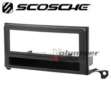 Toyota Yaris Single Din Car Stereo Radio Installation Dash Mount Panel Trim Kit