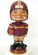 WASHINGTON REDSKINS NFL RETRO BOBBLE HEAD FOREVER NIB LE