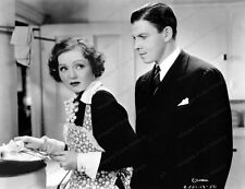 8x10 Print Nancy Carroll George Murphy Love you Always 1935 #NC23