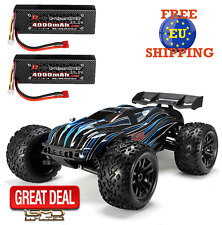 SUPER FAST 1:10 2.4G 4WD 80km/h Brushless RC Car Truggy RTR Model Xmas Gift