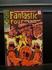 FANTASTIC FOUR #81 FN