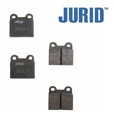 For BMW E30 318i 325e 325i Rear Brake Pad Set Jurid 34 21 1 158 912/571429J