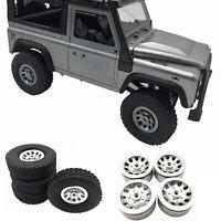 RC Auto Räder und Reifen für 1/16 WPL B14 B24 1/12 MN D90 91 96 Car Crawler