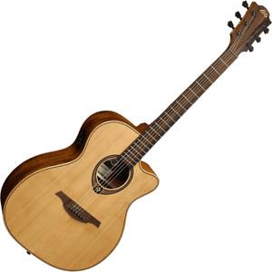 LAG T170ACE Auditorium Cutaway Electro-Acoustic Guitar
