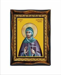 Saint Leonard - Saint Leonhard - Léonard de Noblat - San Leonardo di Noblac