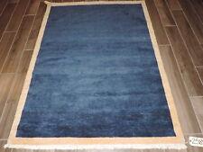 4x6ft. Handmade Designer Gabbeh Wool Rug
