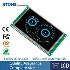 70 Hmi Display Tft Lcd Touch Screen With Rs232 Interface Touch Screen Panel