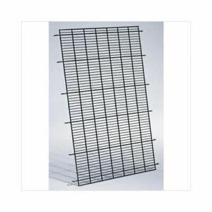"Midwest Dog Cage Floor Grid Black 23"" x 18"" x 1"""