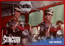 "STINGRAY - ""The Big Gun"" - ON PATROL - Card #07 - Unstoppable 2017"