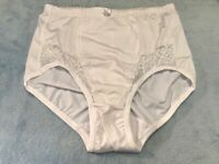NEW Carol Wior Tummy Control Microfiber and Lace Panties - Choose Size & Color