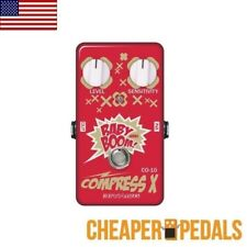 NEW Biyang CO-10 Compress X Compressor Guitar  Pedal *US Seller* FREE SHIPPING!