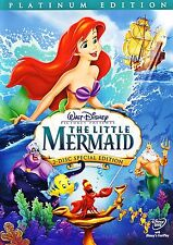 The Little Mermaid (2-Disc Special Platinum Edition DVD) Adventure of a Lifetime