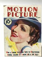 Motion Picture Magazine July 1935 Hollywood Stars Entertainment