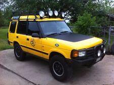Land Rover Discovery 1 or 2 Hood Bonnett Blackout Kit D1 D2