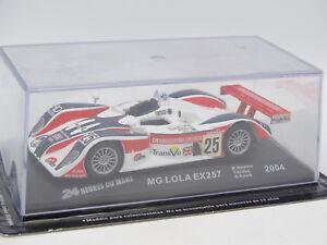 IXO Press Collection le Mans 1/43 - MG Lola EX257 2004