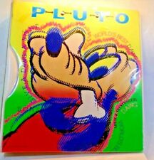 Trapper Keeper Mead Portfolio Notebook Pluto 1992 Disney Electric Mouse Vintage