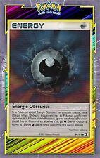 Energie Obscurité - Platine 02 - 99/111 - Carte Pokemon Neuve Française