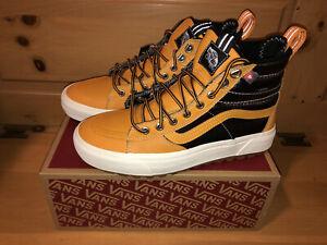 Vans Men's SK8-HI MTE 2.0 DX VN0A4P3I2NF Apricot Waterproof Shoes Size 8