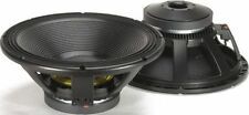 "RCF L18P400 Professional Low Frequency 18"" Woofer NEW ONE DAY SELL ONLY"