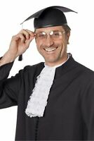 Brille mit Gläser - ohne Stärke Nikolausbrille Karnevalbrille Faschingsbrille