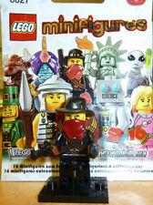 Lego 8827 Series 6 Minifig - Bandit