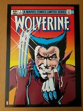 New ListingWolverine 1 Come Here Marvel Comics Poster by Frank Miller