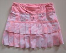 VEUC lululemon Run Pace Setter Skirt SZ 4T Spray Dye Barely Pink Bleached Coral